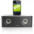 sistema docking con altoparlanti wireless