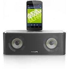 AS360/12 -    Draadloos luidsprekerstation