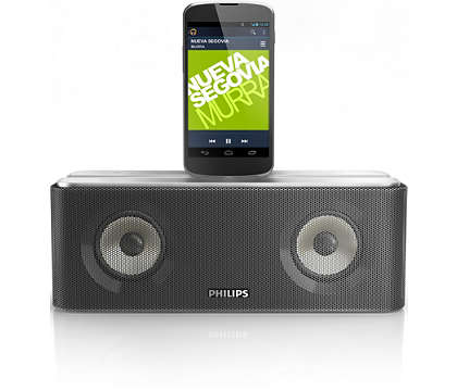 Przesyłaj muzykę, ładując jednocześnie telefon Android