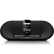 AS851/10  dokovací reproduktor sfunkciou Bluetooth®