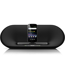 AS851/98  docking speaker with Bluetooth®