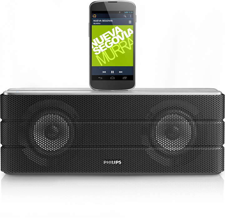 Muziek streamen en uw Android-telefoon opladen