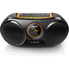 AT10/00 -    wireless portable speaker