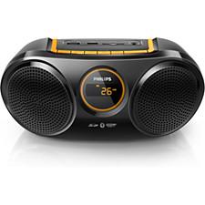 Taşınabilir radyo