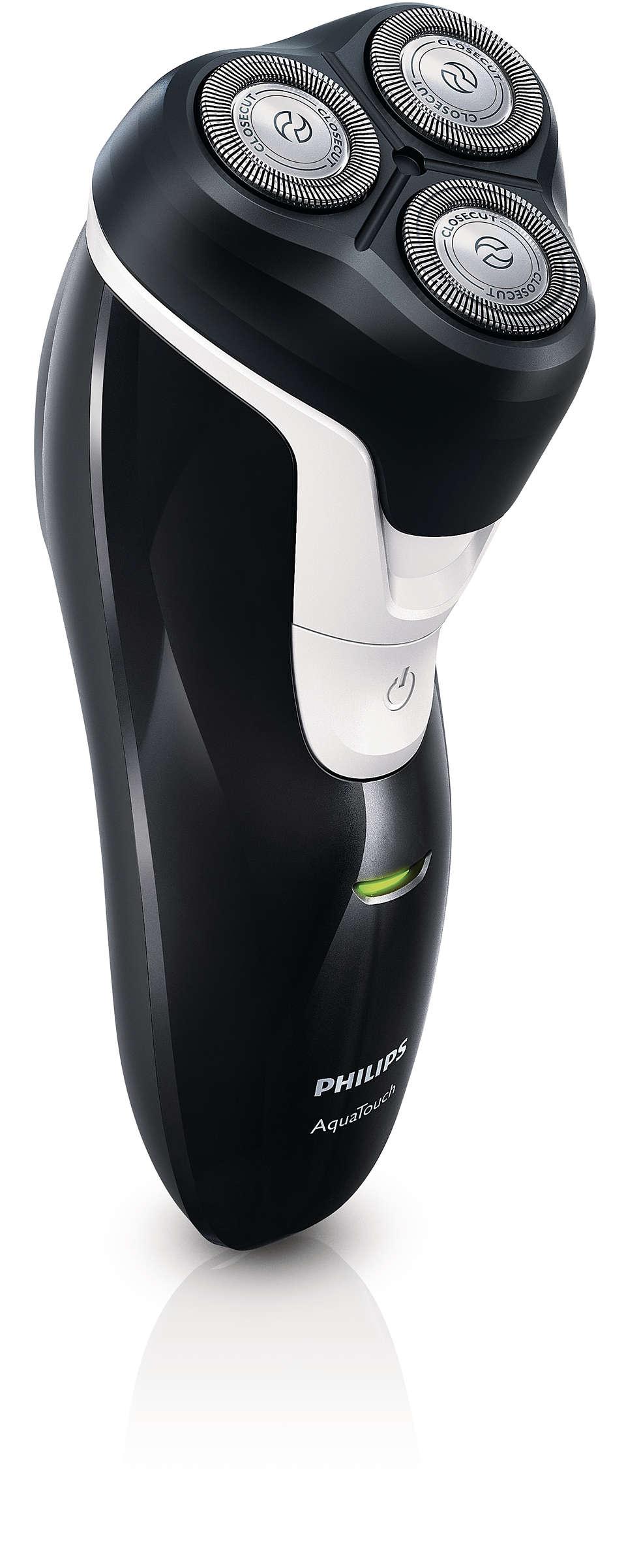 Excelente protección de la piel, afeitado suave