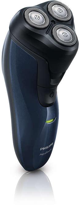 Perlindungan kulit luar biasa, hasil cukur yang mulus