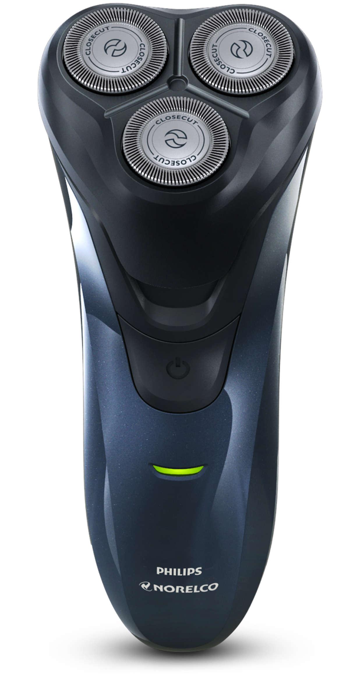Convenient shave