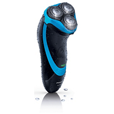 AT750/17 -   AquaTouch Wet and dry electric shaver