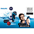 NIVEA AquaTouch Elektrischer Nass- und Trockenrasierer