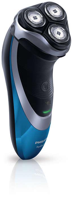 Fantastisk beskyttelse af huden, glat barbering