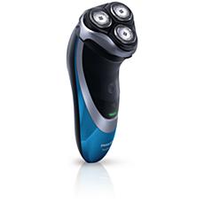 AT890/16 AquaTouch Afeitadora eléctrica para uso en seco y húmedo