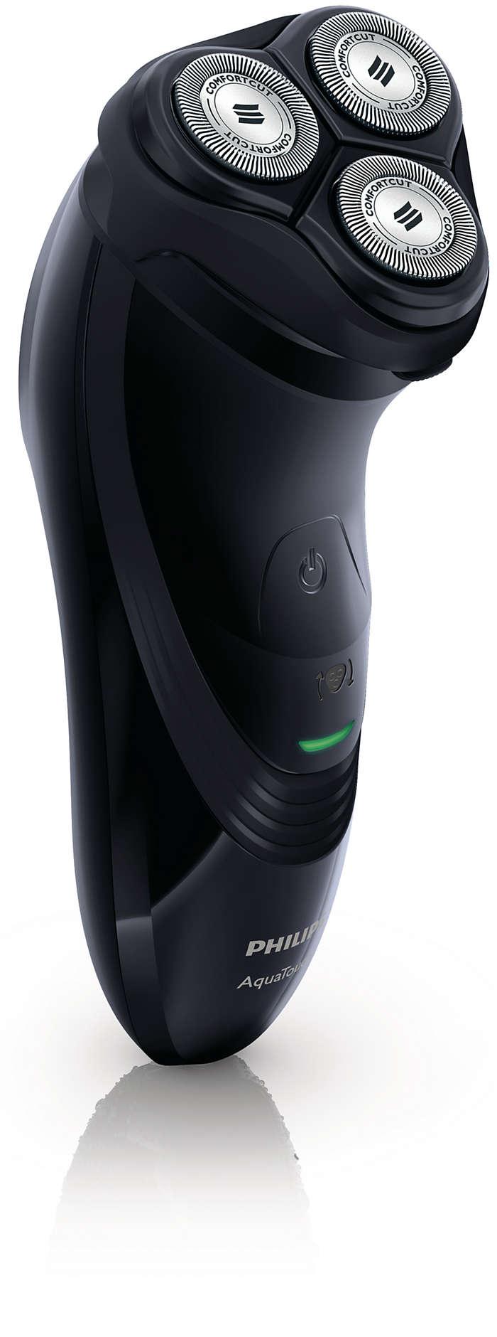 Använd med vatten, skyddar huden