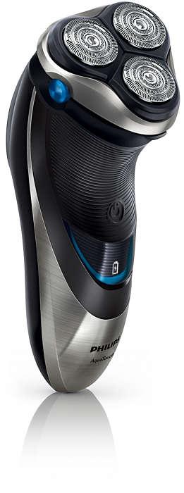 Series 5000 - TripleTrack shaving system