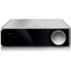 AW2000/10 Philips Fidelio Wireless HiFi-Receiver A2