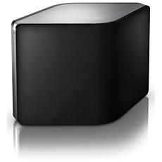 AW3000/10 Philips Fidelio Wireless HiFi-Lautsprecher A3 (Kompakt)