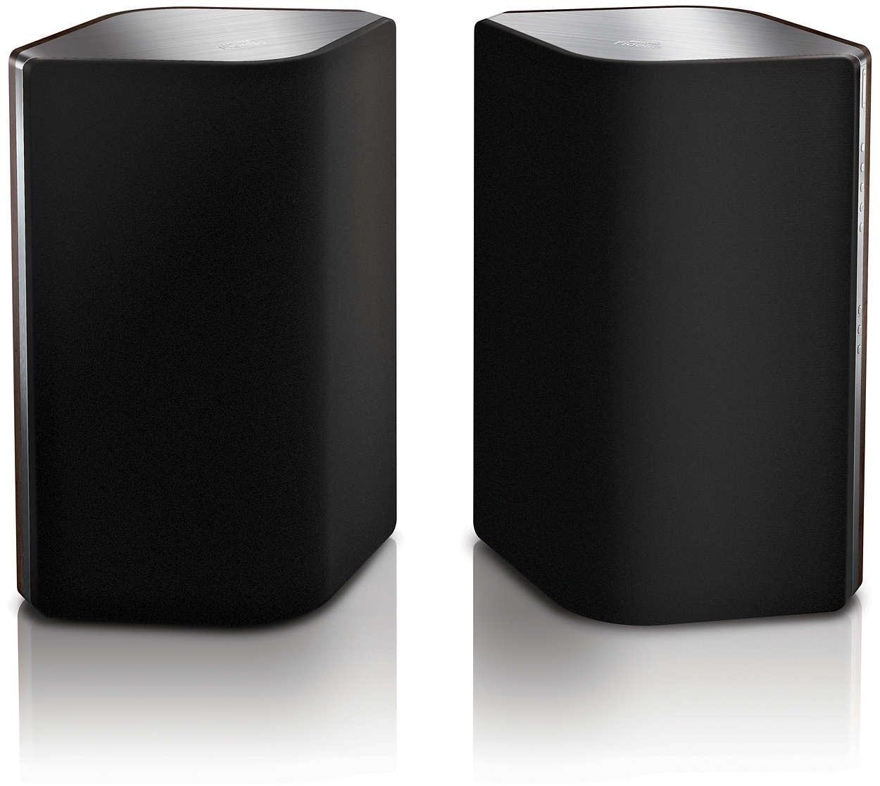 wireless hifi lautsprecher a9 stereo boxen aw9000 10. Black Bedroom Furniture Sets. Home Design Ideas