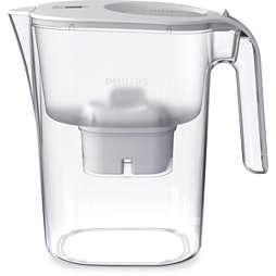 Caraffa per il filtraggio dell'acqua