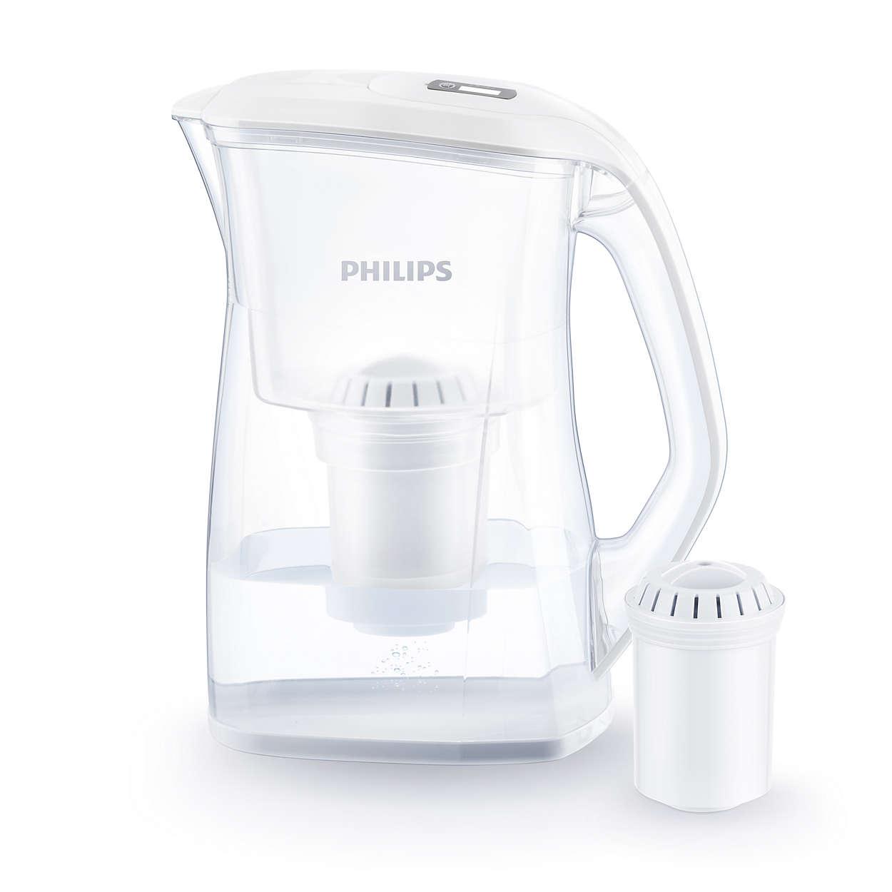 Agua limpia con facilidad