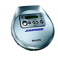AX2301/00Z  Přenosný CD přehrávač