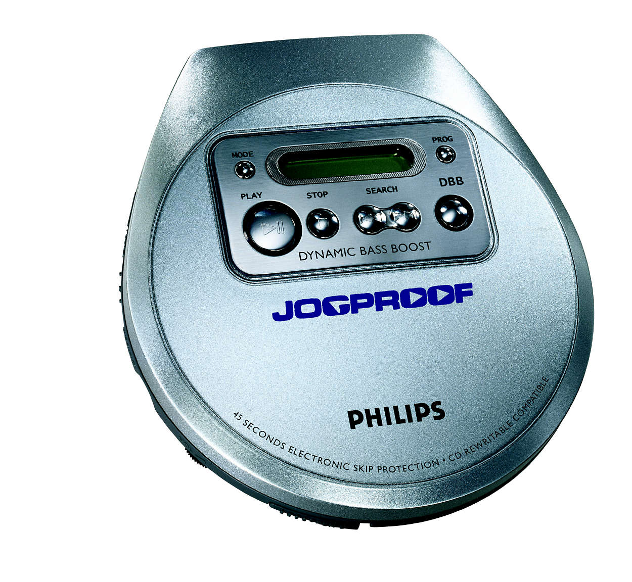 portable cd player ax2301 05z philips. Black Bedroom Furniture Sets. Home Design Ideas