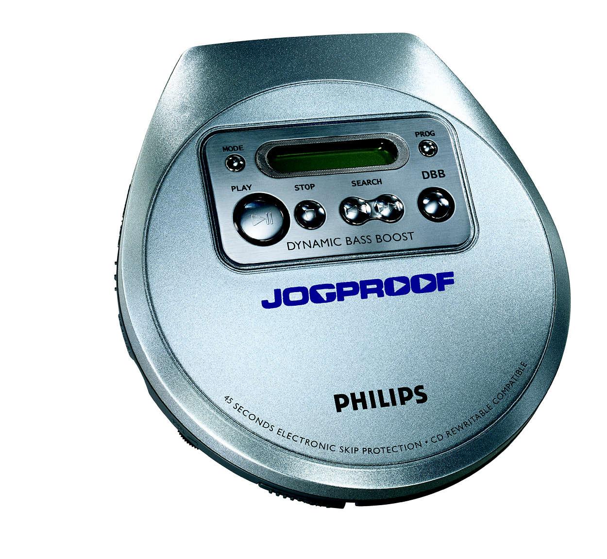 Portable cd player ax2301 05z philips - Mobile porta cd ...