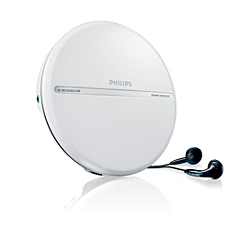 AX2506/02  Tragbarer CD-Player