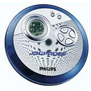 Přenosný CD přehrávač
