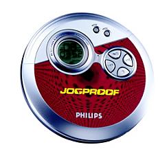 AX3312/07  Portable CD Player