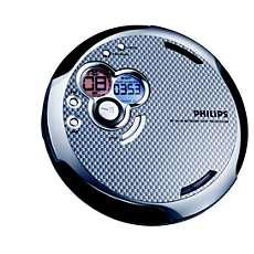 AX5301/01  Portable CD Player