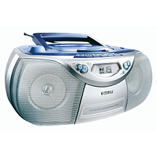 AZ1004/00C  CD Soundmachine -soitin