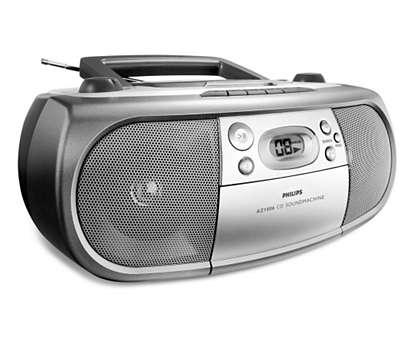 Your handy soundmachine