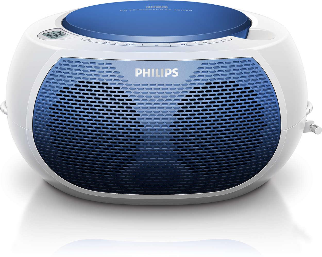 Nikmati musik ke mana pun Anda pergi