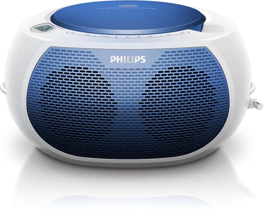 Lyssna på musik var du än är