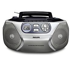 AZ1017/55  CD Soundmachine