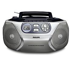AZ1017/98  CD Soundmachine