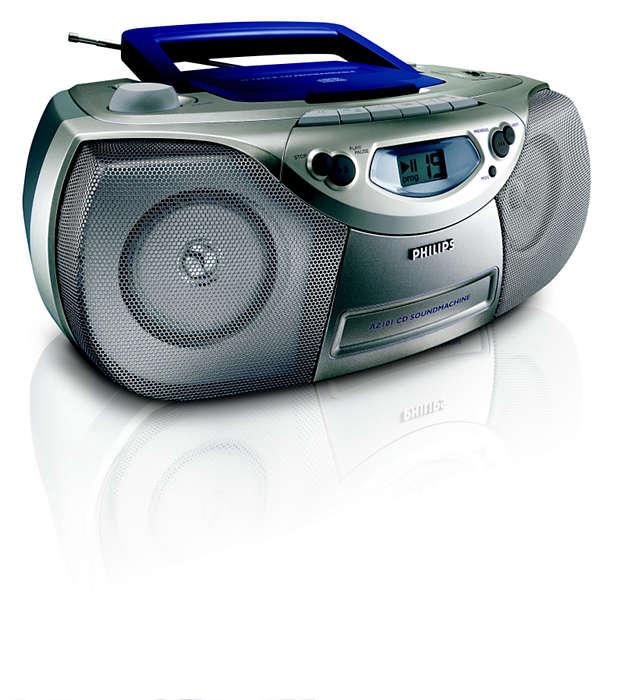 Музика в движение