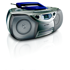 AZ101/00C  CD Soundmachine -soitin