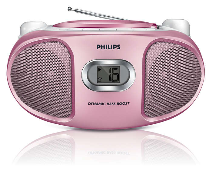 Un appareil audio si facile à utiliser!
