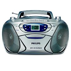 AZ1032/05  CD Soundmachine