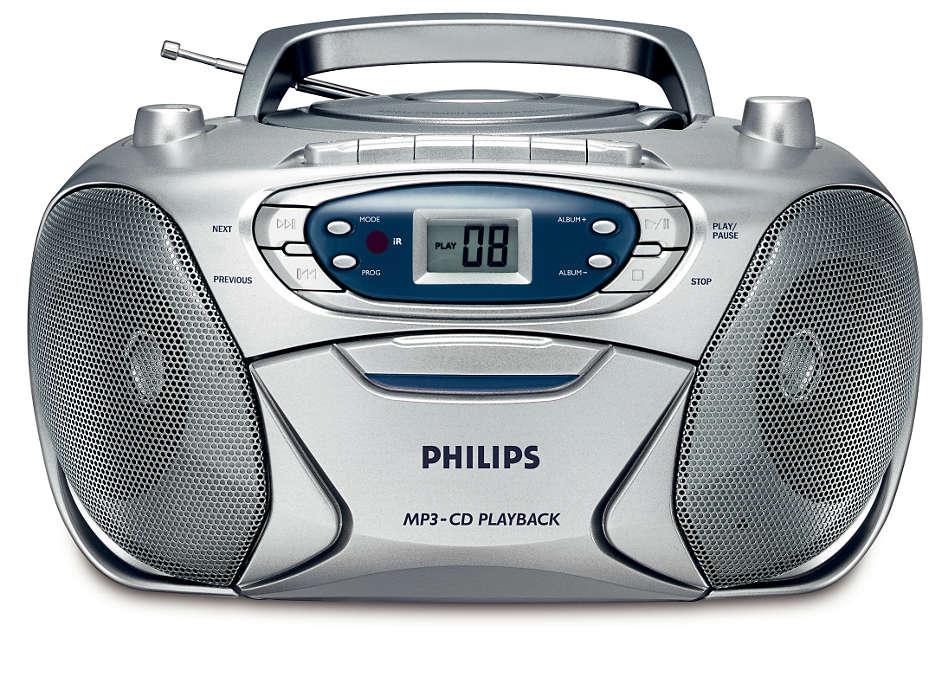 Всичко в едно, MP3 музика с обогатени баси