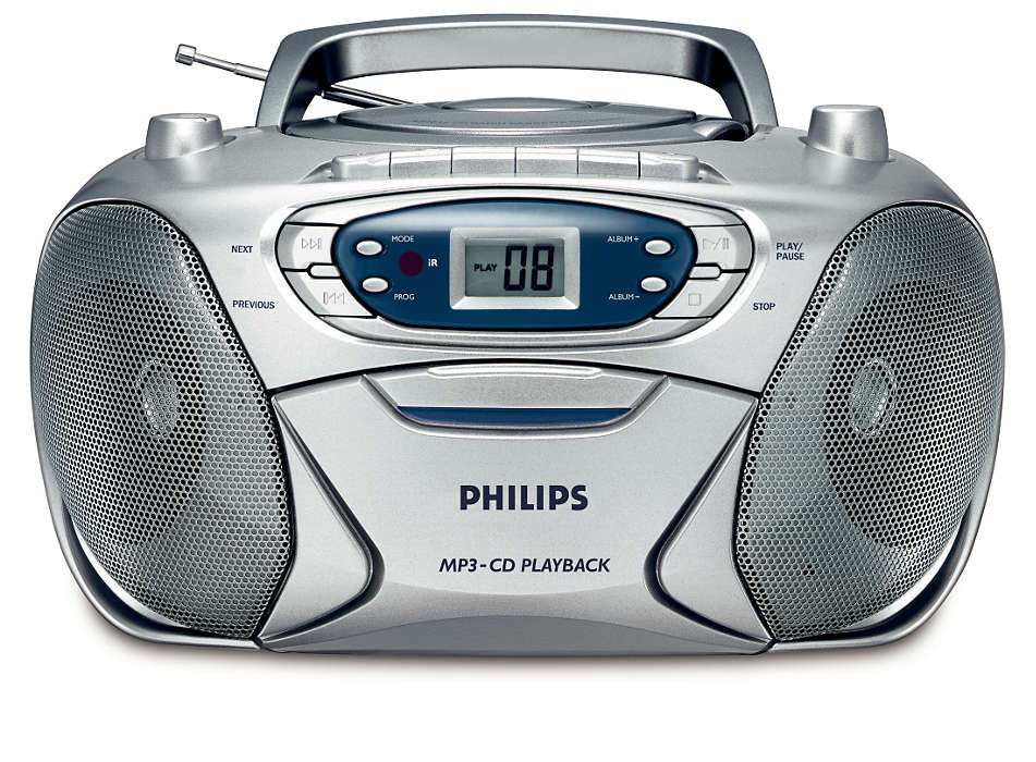 all-in-one, MP3-musiikkia tehostetulla bassotoistolla