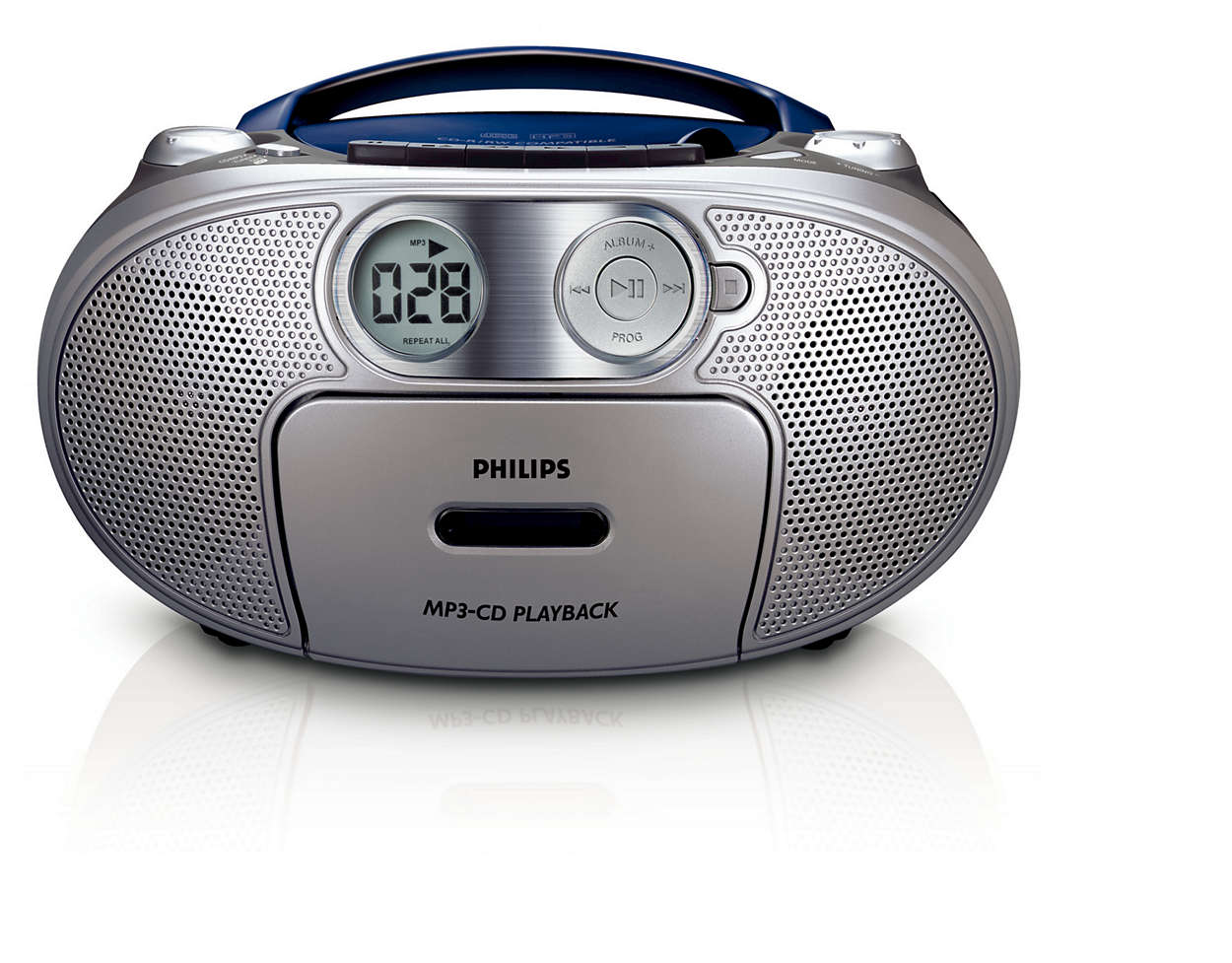 Musica MP3 con bassi più potenti all-in-one