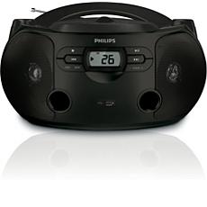 AZ1048/12 -    CD Soundmachine
