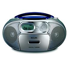 AZ1053/12  CD-soundmachine
