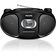 AZ105B/12  CD Soundmachine