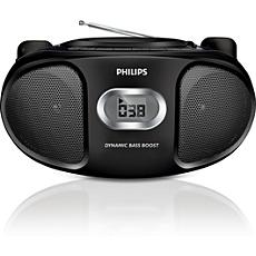 AZ105B/12 -    CD-soundmachine