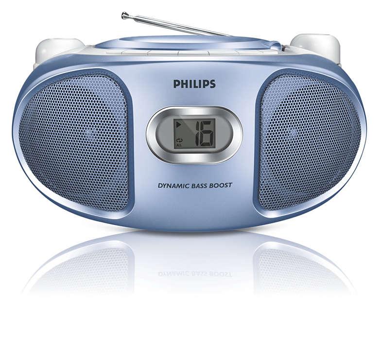 Programe a sua música preferida