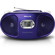AZ105V/12  CD Soundmachine