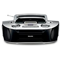 AZ1123B/37  CD Soundmachine