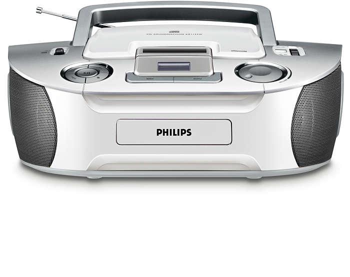 Rijke en heldere geluidservaring